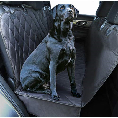 ZYZpet Ultra-Luxury Pet Seat Cover Dog Car Hammock Protector Bench Rear