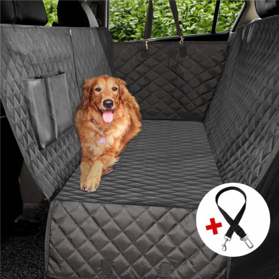 ZYZpet Waterproof Dog Car Seat Covers Dog Seat Cover with Side Flaps