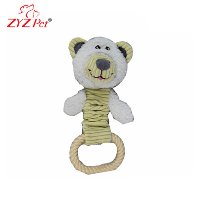 ZYZ PET  The Best-Selling Small Animal Pet Dog Knot Rope Toy