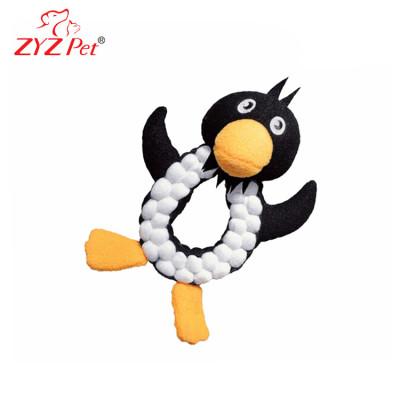 ZYZ PET Wholesale Hemp Cotton Rope Ball Pet Toys Set Dog Chew Pet Rope Dog Toy
