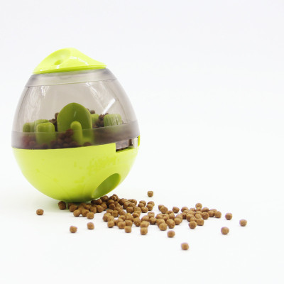ZYZ PET Durable Bite Resistant Interactive Iq Treat Ball Food Dispensing Chew Ball Dog Puzzle Toy
