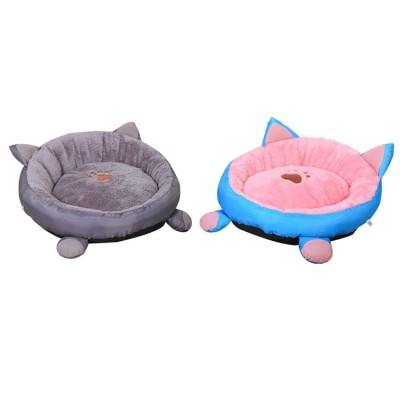 ZYZPet Spot Wholesale Removable Washable Teddy Small Kennel Plus Velvet Pet Cat Dog Bed