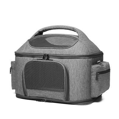 ZYZ PET Women'S Outdoor Pouch Puppy Style Carry Carrier Cat Dog Bag Pet Travel Handbag