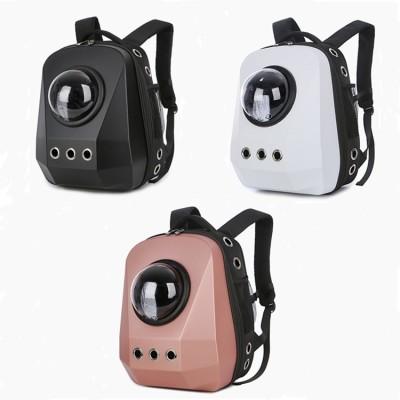 ZYZpet Eco-Friendly Capsule Travel Space Transparent Astronaut Bag Carrier Pet Dog Cat Backpack For Pet Cat
