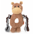 ZYZ PET New Style Funny Small Plush rope Dog Toy Set  Pet Plush Toy