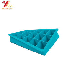 Popular food grade large silicone mold ice cube tray from China Factory