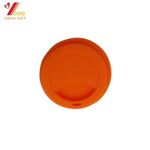 Tapa de taza de café de silicona de grado alimenticio 100% ecológica