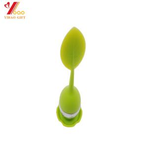 Infuser do chá do silicone / filtro do chá silicone do silicone do produto comestível