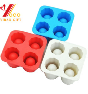 Promotion Silicone Ice cube tray, ice cube shot glass