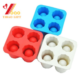 Promoción de cubitos de hielo de silicona, cubitos de hielo.