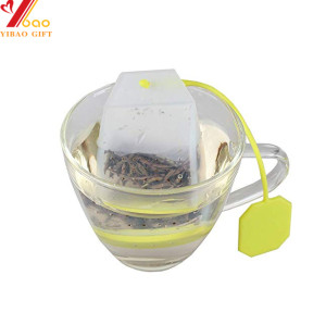 Silicone Reusable Tea Bag Candy Silicone Tea Infuser Strainer Set,custom color,Tea Party Supplies