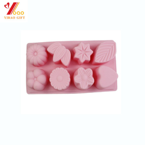 Eco-friendly candy mold silicone cake mold custom soap mould