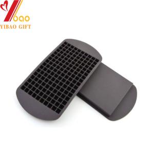 Mini bacs à glaçons en silicone, 160 grilles