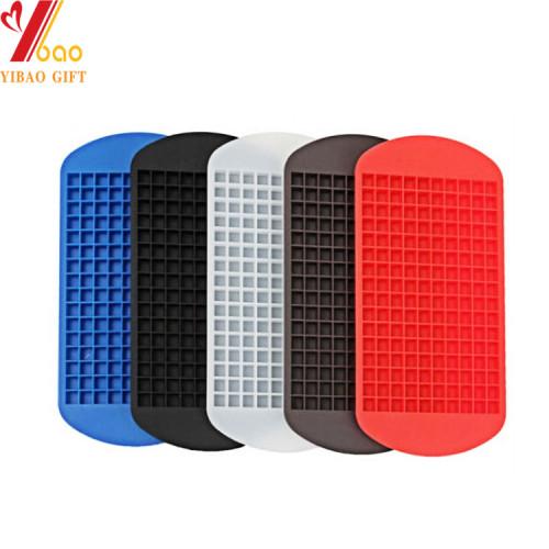 Bandejas para cubitos de hielo mini silicona minúscula de 160 rejillas