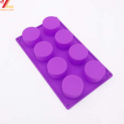 Molde de silicona en forma personalizada galletas de chocolate Fondant Cake Moldes