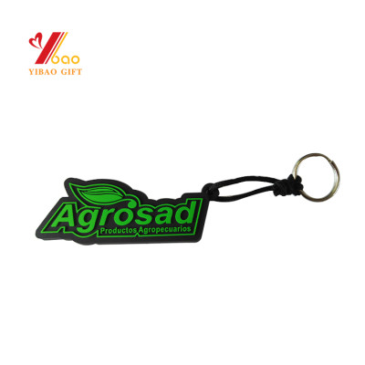 Design Pantone Color Chart Embossed 3d Soft Silicone Car Pendant Rainbow Keychain For Gay Pride Snowflake Pvc Phone Strap/hanger