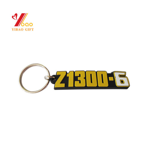 Custom keychain  moq 1 piece  Embossed 3d Rectangle Shape Custom Keychain Sailing Ship Shoe Pvc Key Chain 2011