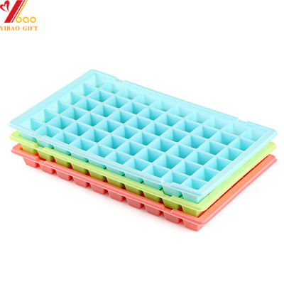 food grade standard cheap fancy promotional silicone ice cube tray