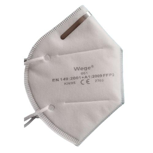 Anti-Spitting Protective Face Mask Dustproof Prevent Saliva Safety FFP2 Filter Mask