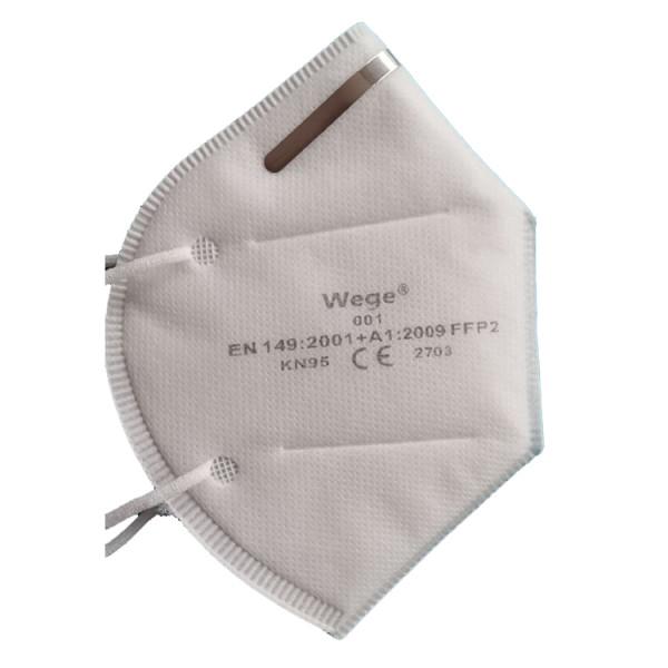 Masque protecteur anti-crachats antipoussière empêcher la salive sécurité FFP2 masque de filtre