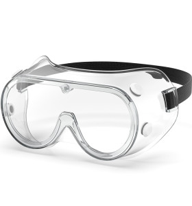 Anti-Fog Protective Safety Goggles Against Liquid Splash Shield Safety Protection Goggles