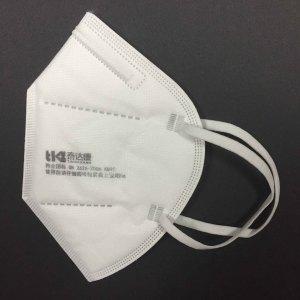 Protéger les écrans faciaux de sécurité salivaire Ffp2 Masque respiratoire réutilisable pliable EN 149 masque ffp2