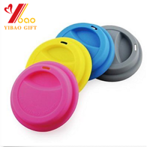 Eco-friendly 100% Food Grade Silicone Coffee Cup Lid