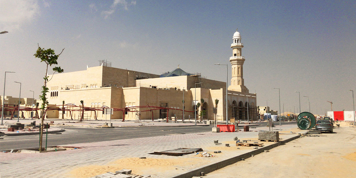 Qatar Mosques Project