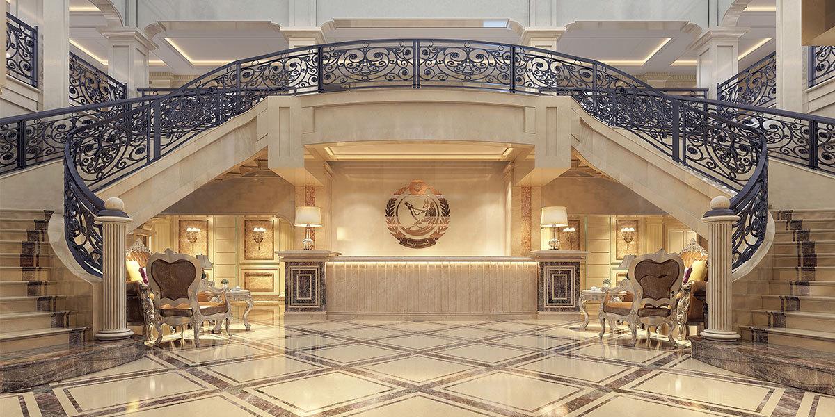 Qatar Office Building Project