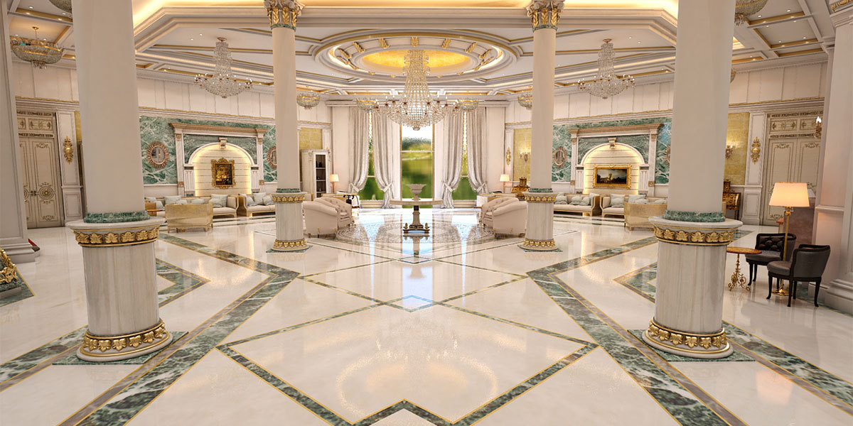 Private Palace and Majlis Project