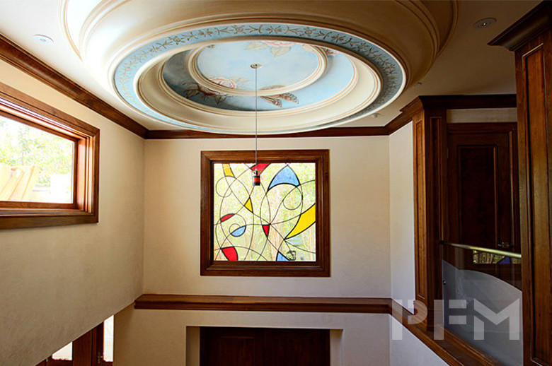 Beverly Hills villa ceiling design
