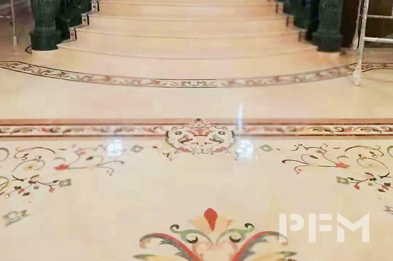 Tajikistan Private Villa stairs