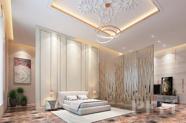 DOHA MODERN PALACE PROJECT interior decoration design