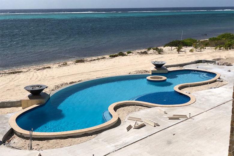 Cayman Islands Villa project