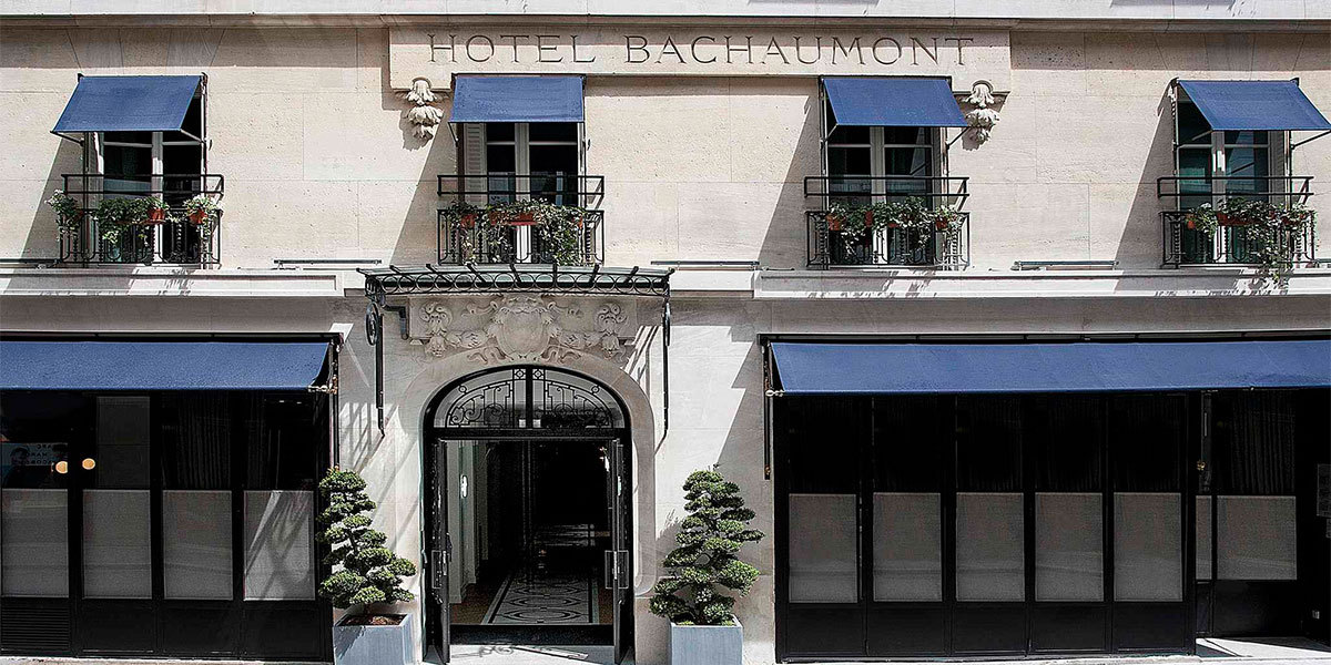 Hotel Bachaumont project