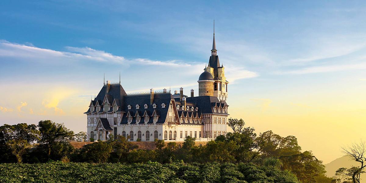 Tam Dao Castle project