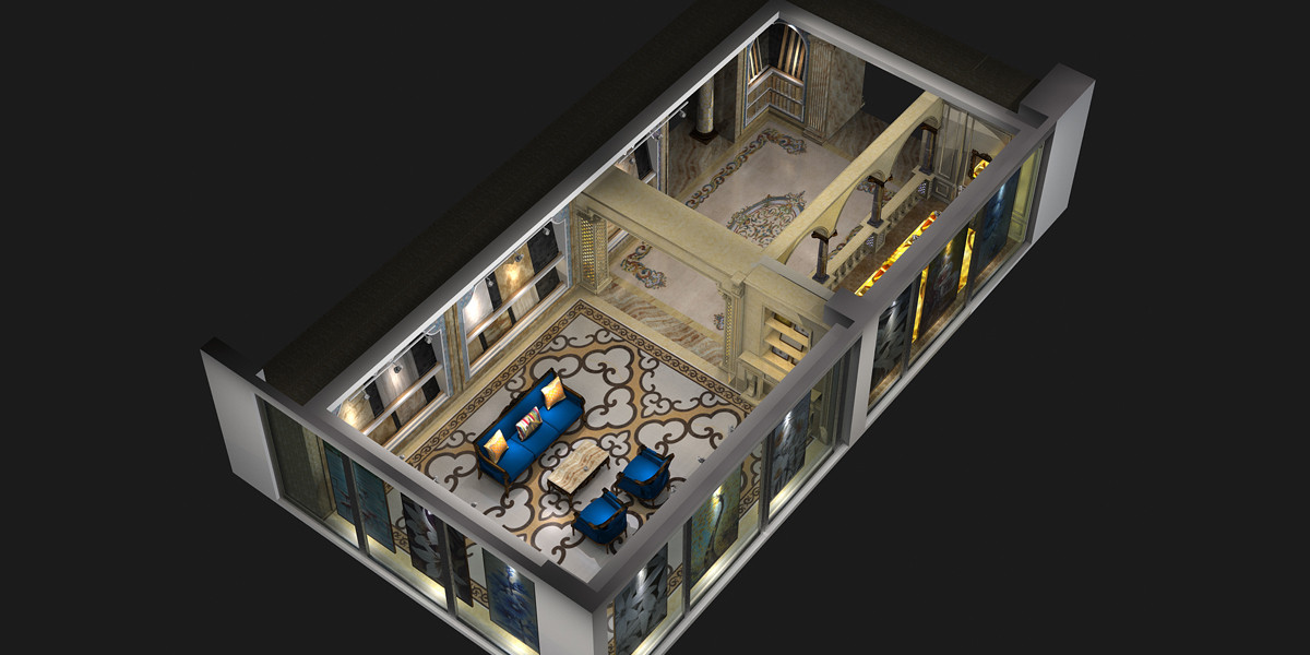 Riyadh Showroom design