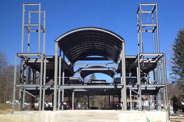 Coptic Orthodox Church the build frame