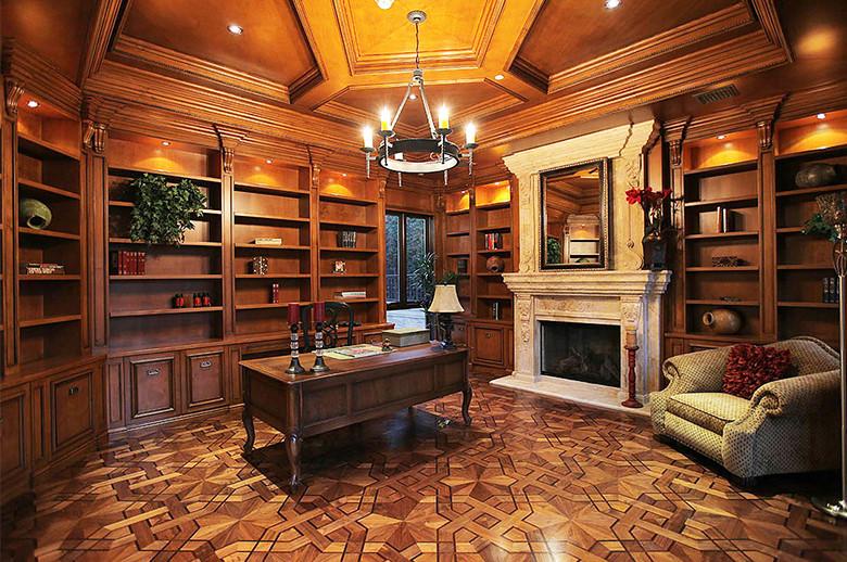 family library design