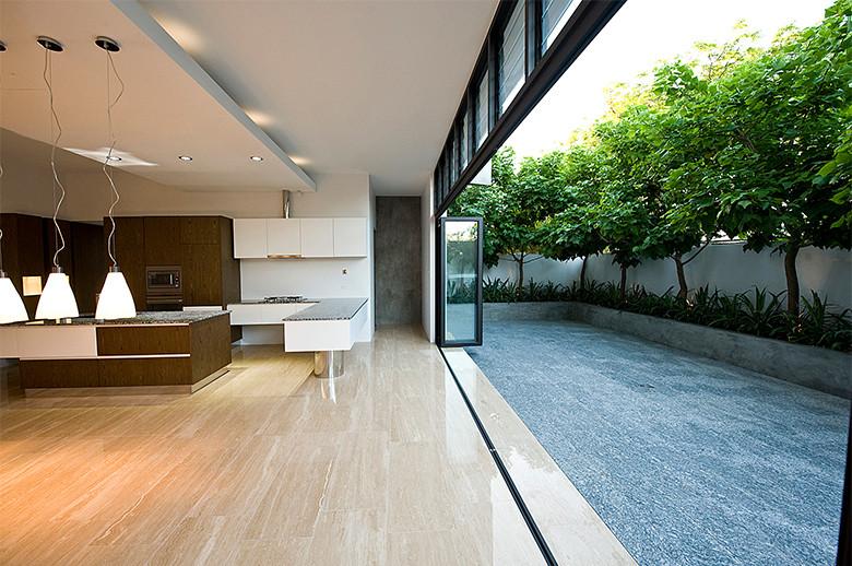 open style kitchen design
