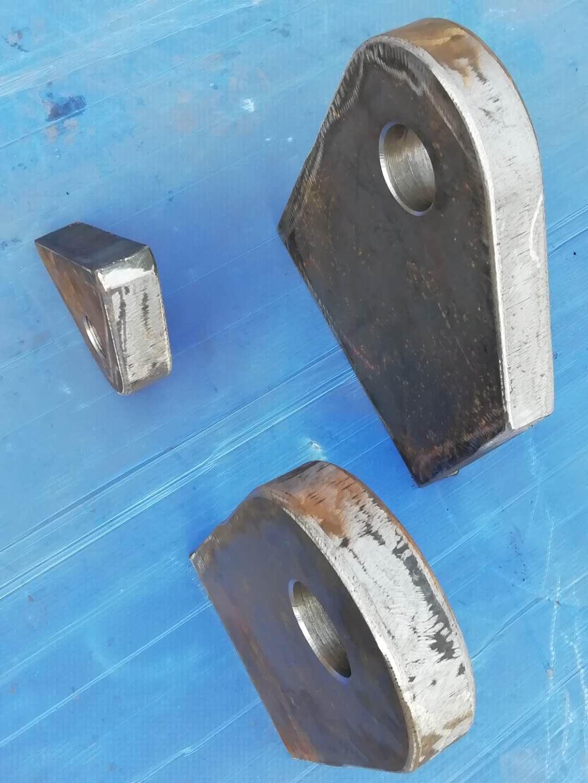 Customized non standard hardware parts(Q345B)
