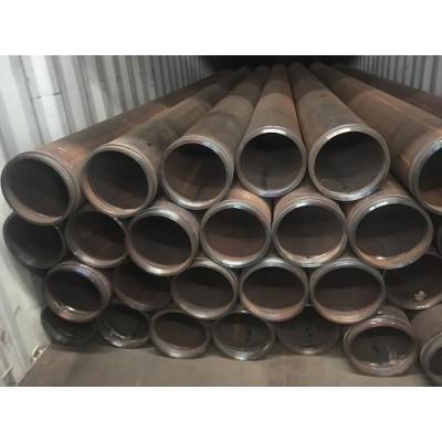 用于井下、水下、涵洞等特殊施工现场输送物料的管道管