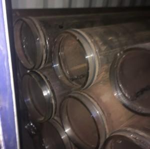 管道管,用于井下、水下、涵洞等特殊施工现场输送物料