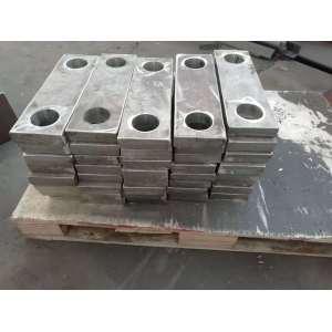 Kundenspezifische Stahlteile / Beschlagteile (Q235b 2 Q345B)
