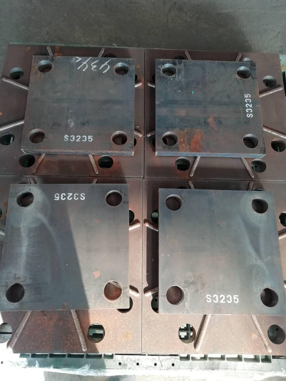 Customized steel hardware parts/hardware fitting(Q235b、Q345B)