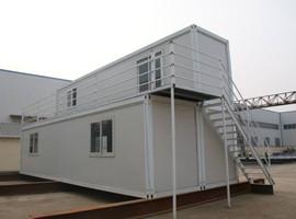 多环境可用的移动组合式钢框架集装箱活动房