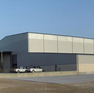 专业制作、安装预制活动房屋车间钢结构