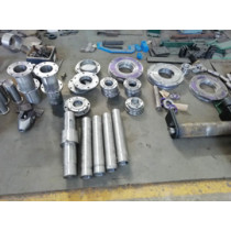 Non-standard steel hardware for construction engineering and mechanical equipment