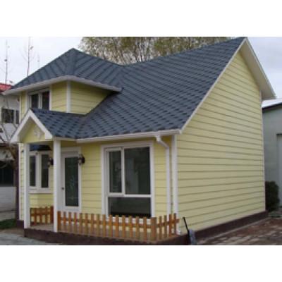 定制清洁环保可移动轻钢别墅,让您圆梦住别墅!