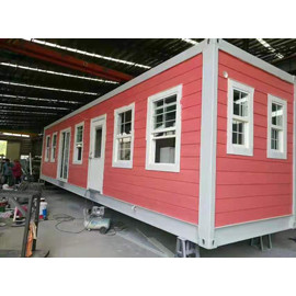 Customized green environment-friendly earthquake resistant movable Container house